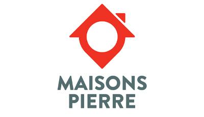 Logo client BigSourcing maisons pierre